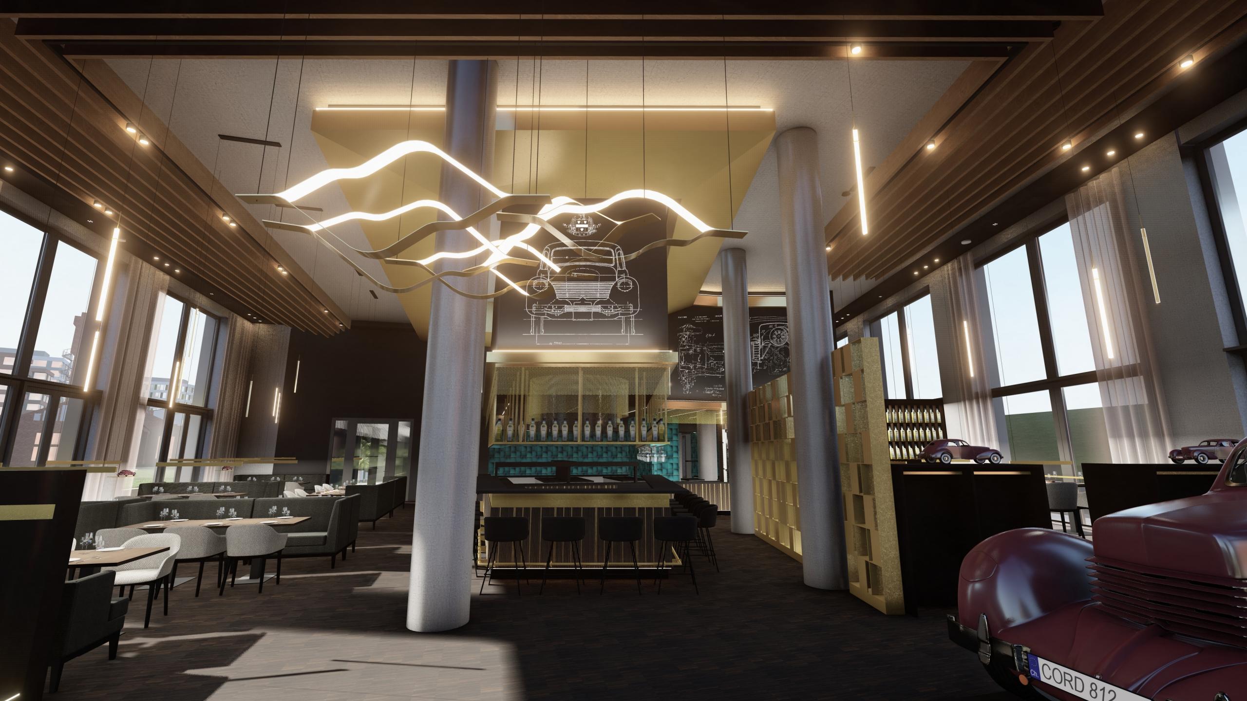 The CORD Interior